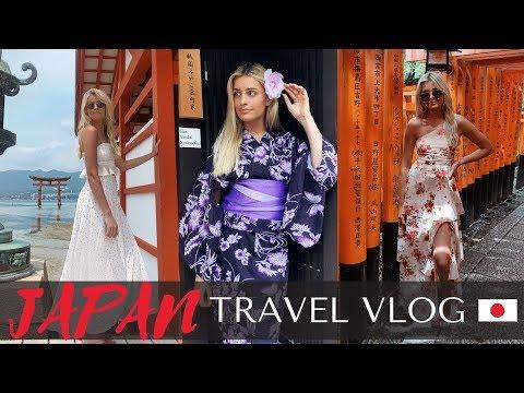 JAPAN TRAVEL GUIDE: KYOTO, OSAKA & HIROSHIMA | Louise Cooney