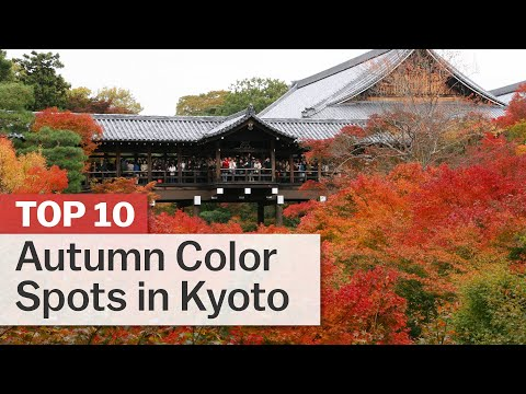 Top 10 Autumn Color Locations in Kyoto | japan-guide.com
