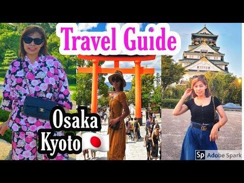 Osaka and Kyoto Travel Guide 2019 | chen_kuting