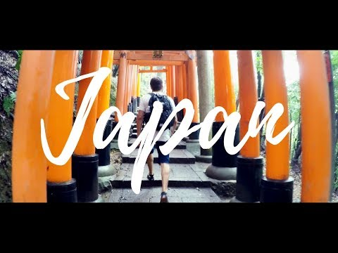 JAPAN CINEMATIC TOUR | Tokyo Kyoto Osaka