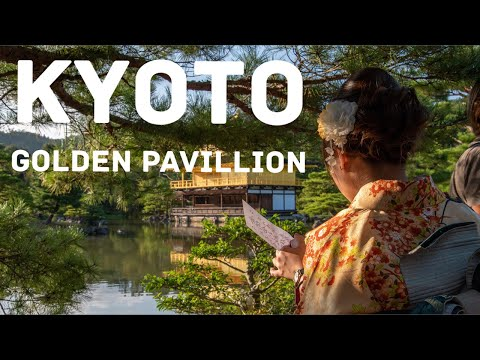 The golden pavilion, Kyoto, mini guide and tour