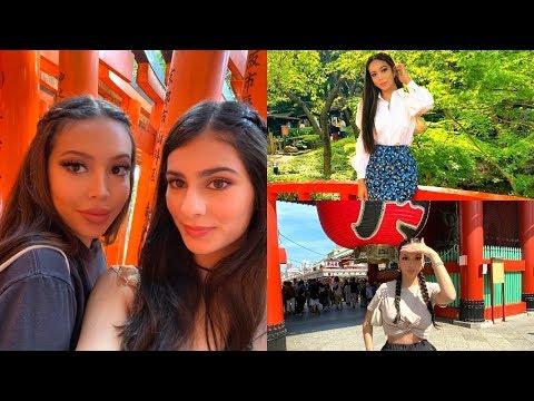 TOKYO + KYOTO Japan Travel Vlog 2019 | Monique Lynn