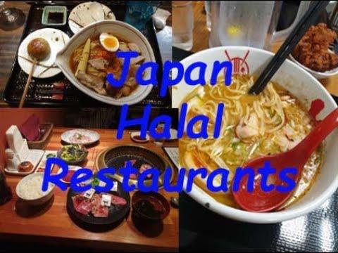 Halal Restaurant Tour in Osaka + Kyoto, Japan