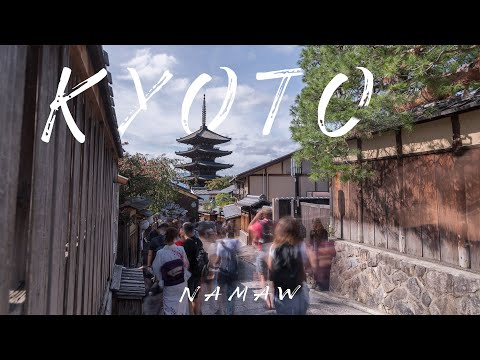 1 Day Travel in Kyoto,Japan | Sony A6300