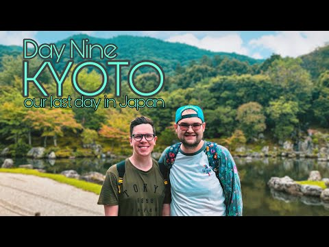 Japan Vlogs Day 9 – 1 Day Kyoto Perfect Tour – Fushimi Inari, Bamboo Forest & Golden Temple