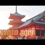 KYOTO 2019 TRAVEL VLOG