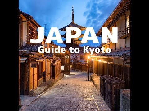 JAPAN GUIDE TO KYOTO