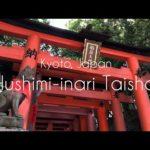 【伏見稲荷大社】1 minute tour ! Kyoto,Japan Hishiki Inari Taisha