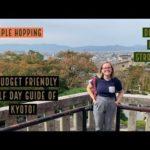 KYOTO travel guide: Fushimi Inari, Kiyomizu-dera, and more!