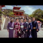 Wearing Kimono in Kyoto, Kiyomizudera and Fushimi Inari Shrine | Japan Travel Vlog