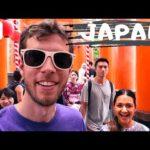Day Trip From OSAKA To KYOTO | Fushimi Inari + Hikanji Temple
