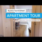 Minimalist Apartment Tour in Kyoto, Japan