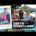 Japan Travel Vlog 2019 (Day 5) : Osaka, Kyoto, Tokyo
