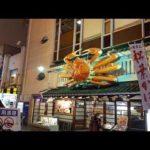 OSAKA-KYOTO Japan Travel, Day 1 오사카-교토, 일본 여행 I 쿠로몬 시장, 도톤보리