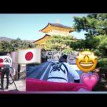 JAPAN TRAVEL – KYOTO GOLDENER TEMPEL | RICKSCHA FAHREN | NARA | KOBE