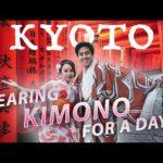 EXPLORING KYOTO PAKE KIMONO SEHARIAN bareng NIHONGO MANTAPPU (Jerome Polin)!