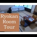 EP2: Tour of our traditional Japanese room at Matsubaya Ryokan, Kyoto