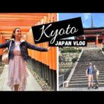 Kyoto Vlog | Fushimi Inari | Japan Travel Vlog
