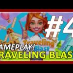 Traveling Blast Gameplay Walkthrough Part 4 | Kyoto Level 31-40
