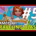 Traveling Blast Gameplay Walkthrough Part 5 | Kyoto Level 41-50