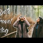 Japan Travel Vlog l Part 1 Exploring KYOTO 교토 여행 브이로그 #여행필수코스 ⛩