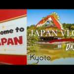 Japan Travel Vlog Episode 2 – Kyoto
