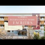 Yoshida International House Facility Tour, Kyoto University